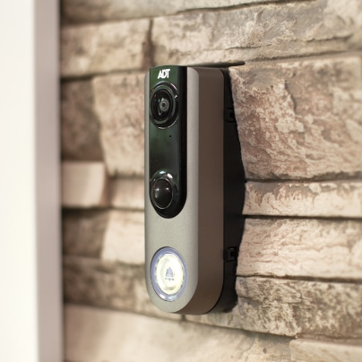 Fort Lauderdale doorbell security camera